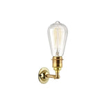 Brass/Nickel/Dark Bronze Period Wall Light