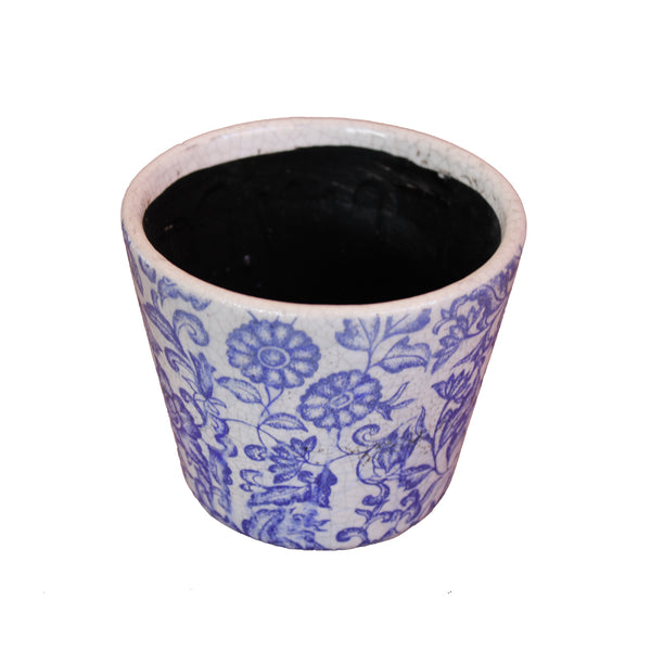 Vintage Plant Pot (available in 6 designs)