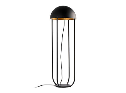 Bronze/Glass Lantern Light