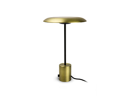 Satin Gold Table Lamp