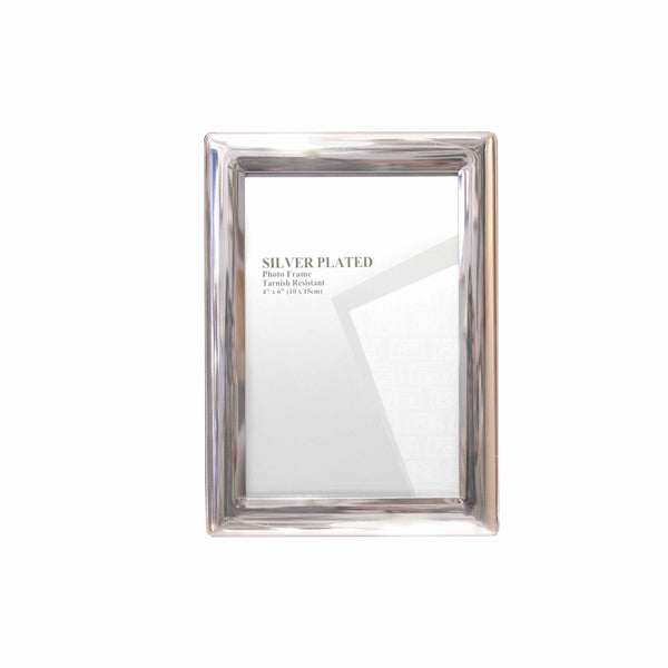 Silverplate Picture Frames