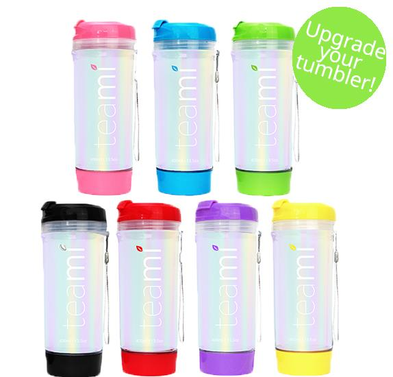 Teami Tea Tumbler upgraded - Teami Blends
