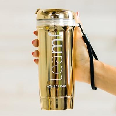 Tumbler Edition Gold - Teami Blends