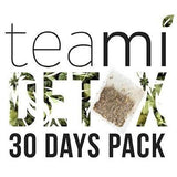 Teami Detox 30 Days Pack and FREE Black Tumbler - Teami Blends