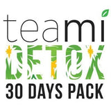Teami Detox 30 Days Pack + Free Yellow Tumbler - Teami Blends
