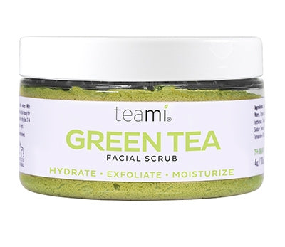 Green Facial Tea Scrub - Teami Blends