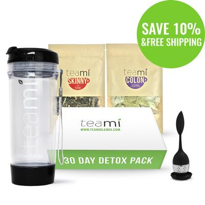 Big Teami Teatox 30 Days Bundle - Teami Blends