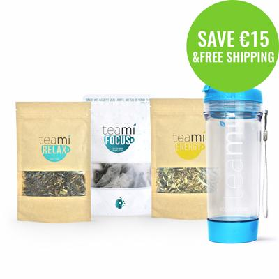 Teami Inspirit Bundle Plus - Teami Blends