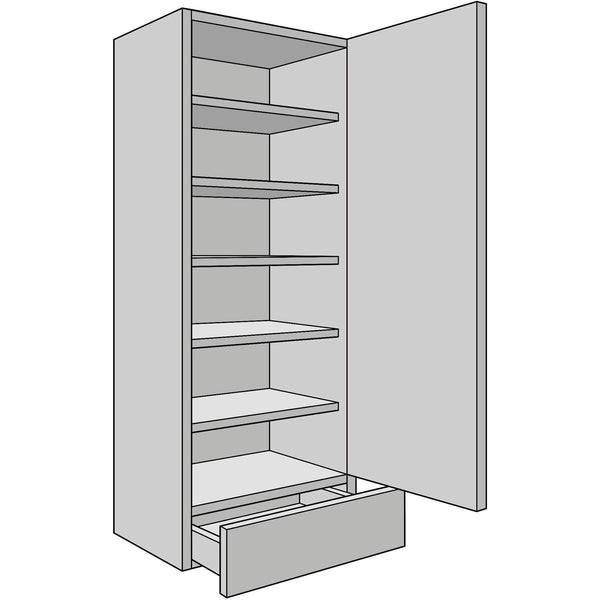 Drawer-Line Dresser Unit 330mm Depth, With Standard Drawer Insert