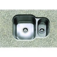 Form 150 - Under-mounted 1.5 Bowl Sink