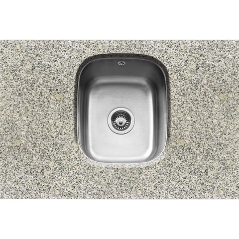 Form 33 - Under-mounted Single Bowl Sink