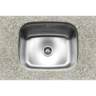 Form 52 - Under-mounted Single Bowl Sink