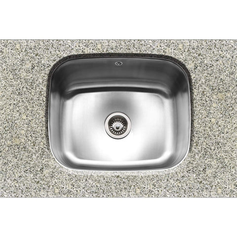 Form 52 - Under-mounted Single Bowl Sink, Sinks - Kitchen Suppliers Online