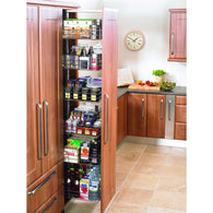 Full height Wire Larder with Full Extension, to Suit 300mm Wide Unit