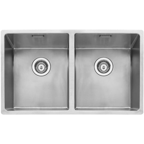 MODE3434 - Inset or Under-Mounted Double Sink
