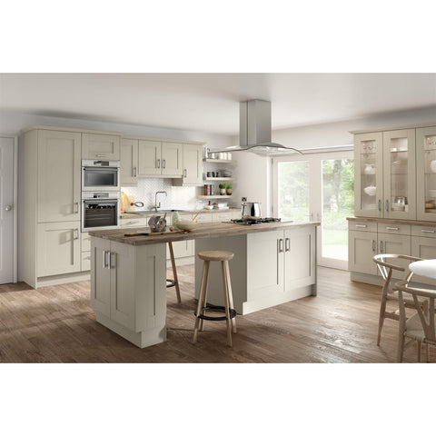 PESARO - Curved Traditional Light Pelmet (for curved units), Kitchen Doors - Kitchen Suppliers Online