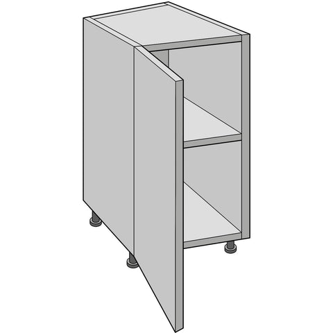 Splayed/Angled Base Unit, 370mm Wide, 560/370mm Depth, Kitchen Cabinets - Kitchen Suppliers Online