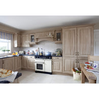 TURIN - Curved Fluted Rail, Kitchen Doors - Kitchen Suppliers Online