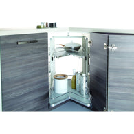 Ultimate Carousel Plus for 900x900mm Corner Units, Storage - Kitchen Suppliers Online