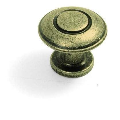 VIKING, 'D' Handle or Knob, Available in Pewter and Antique, Handles - Kitchen Suppliers Online