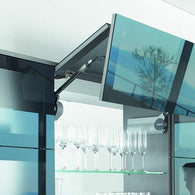 AVENTOS HF,  Bi-Fold Lift System, Opening Angle Stop, Hinge Systems - Kitchen Suppliers Online
