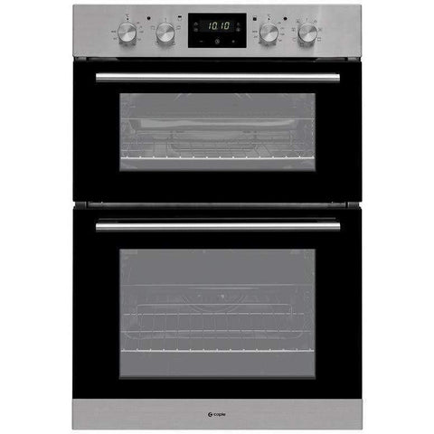 Caple C3248 Classic Built in Electric Double Oven, Appliance - Kitchen Suppliers Online