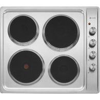 Caple C605E Electric Sealed Plate Hob Width 580mm, Appliance - Kitchen Suppliers Online