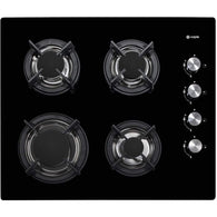 Caple C743G Gas-on-Glass Hob Width 600mm, Appliance - Kitchen Suppliers Online