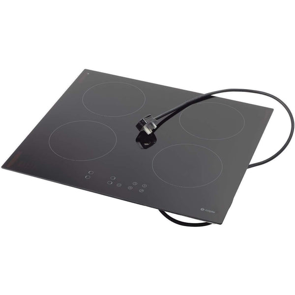Caple C840i Induction Hob Width 590mm, Appliance - Kitchen Suppliers Online