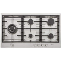 Caple C972G Recessed Gas Hob Width 890mm, Appliance - Kitchen Suppliers Online
