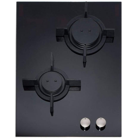 Caple C993G Gas-on-Glass Modular Hob Width 380mm, Appliance - Kitchen Suppliers Online