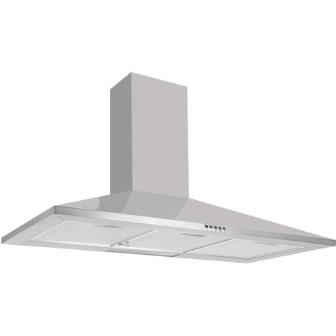 Caple CCH100SS Wall Chimney Hood Width 1000mm, Appliance - Kitchen Suppliers Online