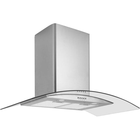 Caple CGC910SS Wall Chimney Hood Width 900mm, Appliance - Kitchen Suppliers Online