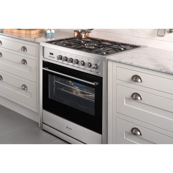 Caple CR9109 Dual Fuel Single Cavity Range Cooker - 900mm, Appliance - Kitchen Suppliers Online