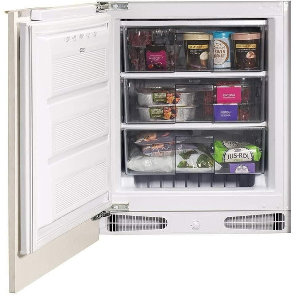 Caple RBF4 Built-under Freezer, Appliance - Kitchen Suppliers Online