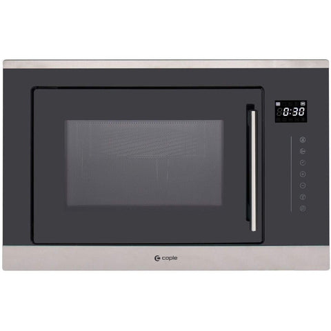 Caple Sense CM2400 Built-in Microwave and Grill Width 600mm, Appliance - Kitchen Suppliers Online