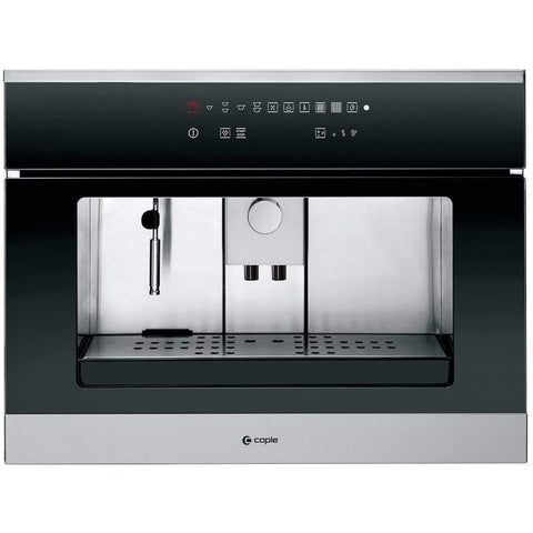 Caple Sense CM461 Fully Automatic Built-in Coffee Machine, Appliance - Kitchen Suppliers Online