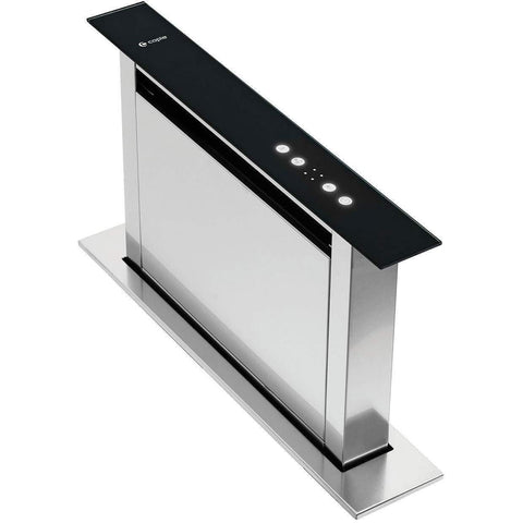 Caple Sense DD521BK Downdraft Hood Width 520mm, Appliance - Kitchen Suppliers Online