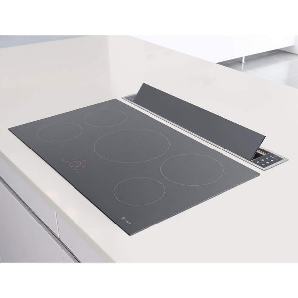 Caple SENSE PREMIUM DD921BK Induction Downdraft Hood, Appliance - Kitchen Suppliers Online