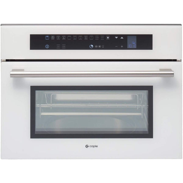 Caple SENSE PREMIUM SO209WH White Combination Steam Oven, Appliance - Kitchen Suppliers Online