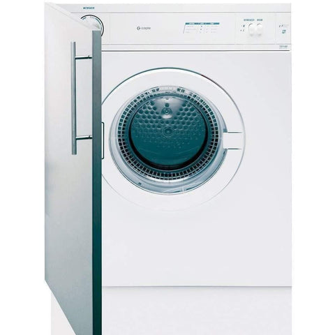 Caple TDi101 Fully Integrated Vented Tumble Dryer Width 600mm, Appliance - Kitchen Suppliers Online