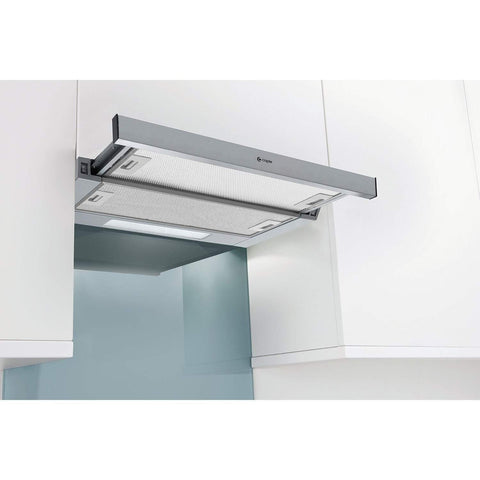 Caple TSCH600 Built-under Telescopic Hood Width 600mm, Appliance - Kitchen Suppliers Online