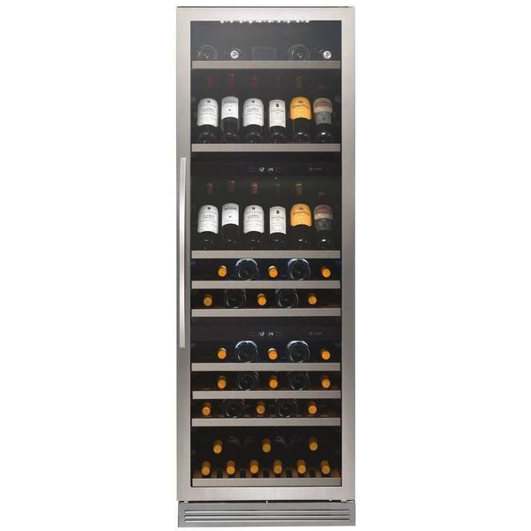Caple WF1548 Freestanding 3 Zone Wine Cabinet Height 1765mm, Appliance - Kitchen Suppliers Online