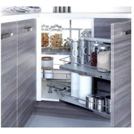 Corner Pull Out Organiser Plus, Storage - Kitchen Suppliers Online