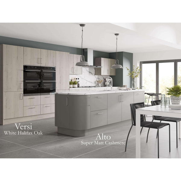 ALTO Super Matt - 1245mm High Door, Various Widths, Kitchen Doors - Kitchen Suppliers Online