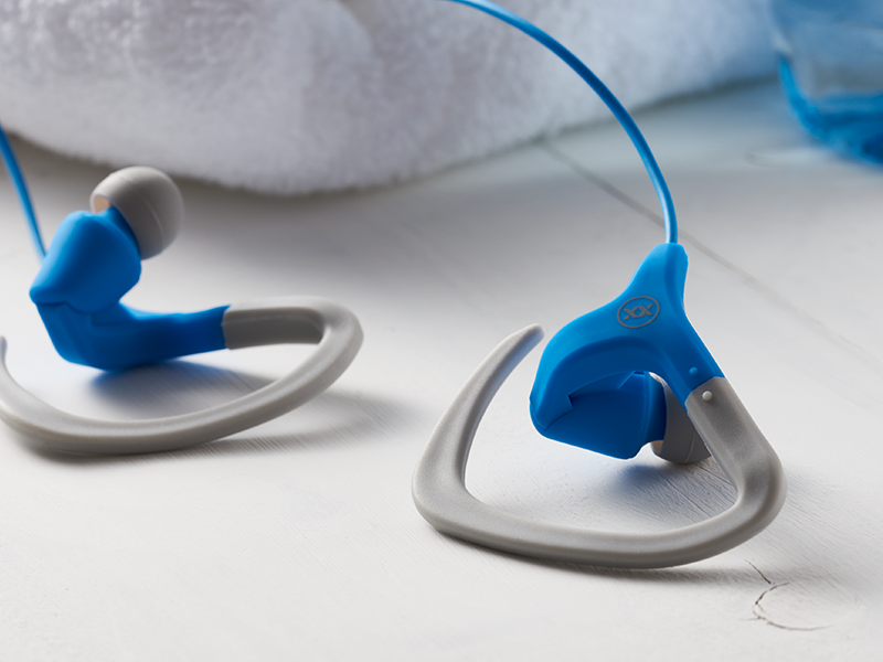 Cardio sports earphones