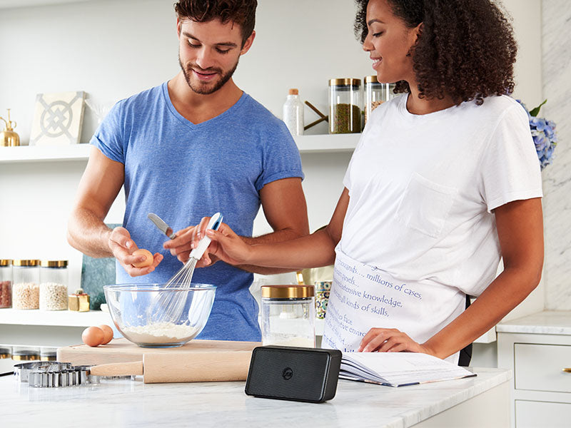 Leen 7 Bluetooth speaker with Siri and Google Assistant connection