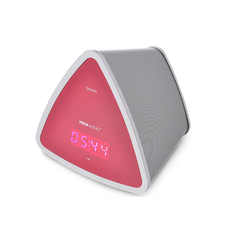 MIXX S3 wireless speaker and digital alarm clock