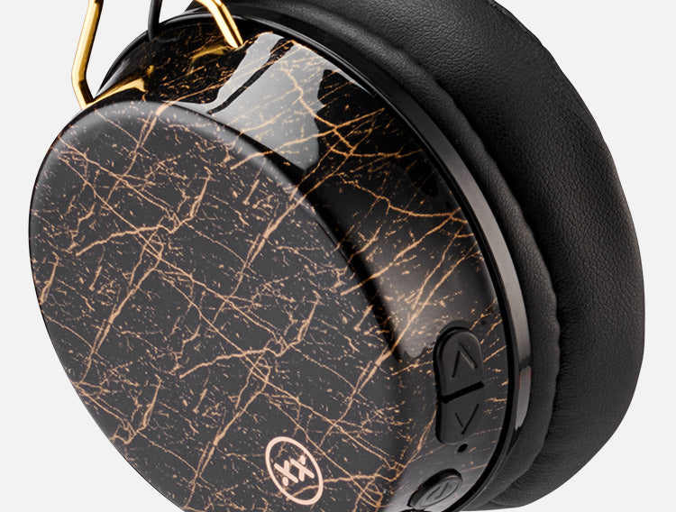 OX2 marble headphones