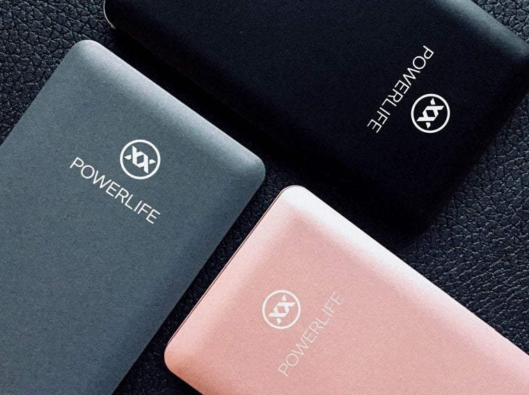 MIXX Powerlife Slim power bank